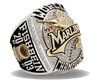 Florida Marlins Superbowl Ring 2003